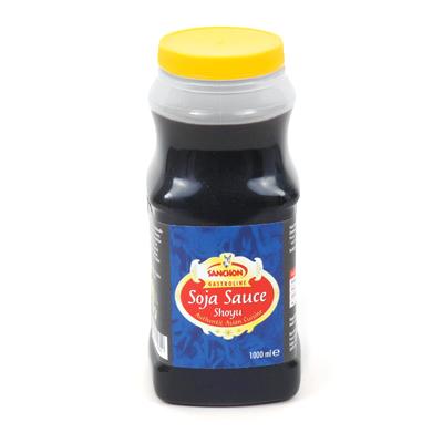 Sanchon, Soja Sauce Shoyu, Gastroline,
