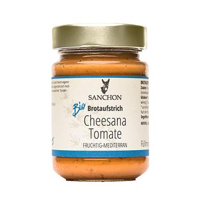 Sanchon Brotaufstrich Cheesana Tomate