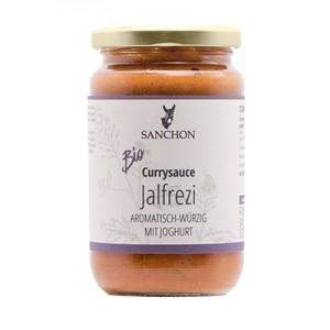 Sanchon Currysauce Jalfrezi aromatisch-würzig mit Joghurt