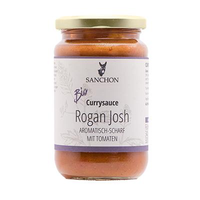 Sanchon Currysauce Rogan Josh aromatisch-scharf mit Tomaten