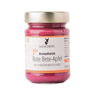 Rote Bete-Apfel
