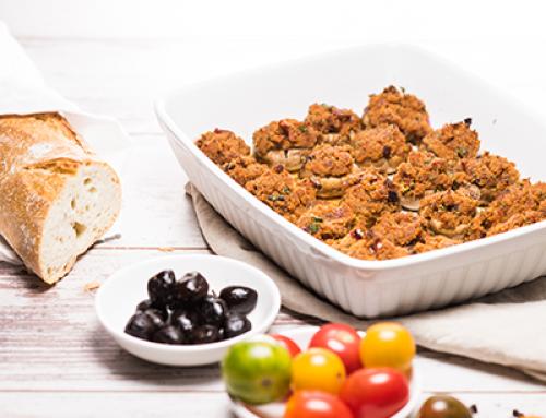 Antipasti Olive al forno