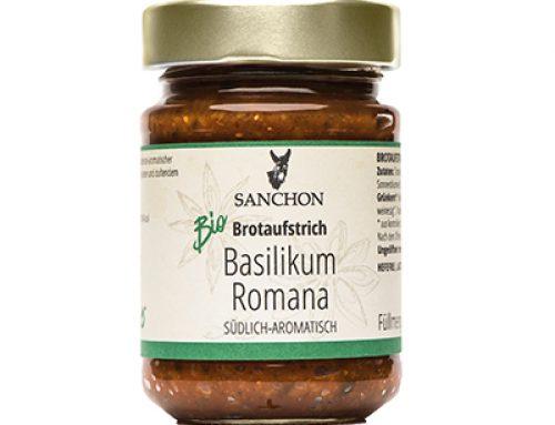 Basilikum Romana