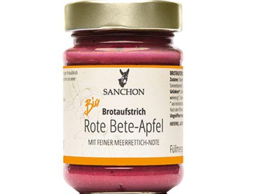 Rote Bete-Apfel