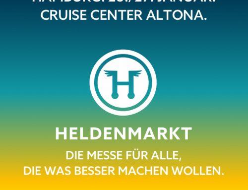 Heldenmarkt Hamburg.